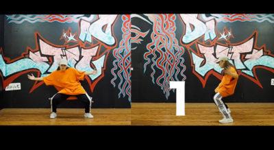HIOHOP踊り方